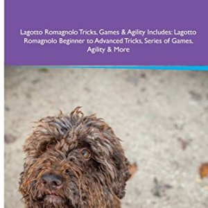Lagotto Romagnolo Activities Lagotto Romagnolo Tricks, Games & Agility. Includes: Lagotto Romagnolo Beginner to Advanced Tricks, Series of Games, Agility and More 2