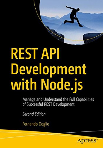 REST API Development with Node.js, 2nd Edition Front Cover