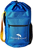 The Original Shade Anchor Bag Beach Umbrella Sand Anchor by Buoy Beach - Works with Any Beach Umbrella on any Type of Sand (Umbrella not Included)
