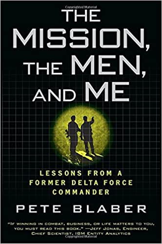 Lessons from a former Delta Force Commander