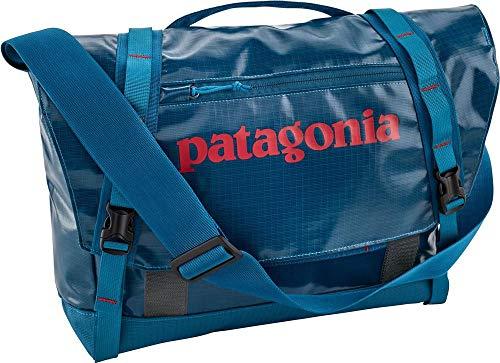 Patagonia Black Hole Mini 12L Messenger Bag Balkan Blue