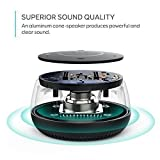 Eufy Genie Wi-Fi Smart Speaker with Amazon Alexa, Voice Control and Hands-Free Use, Stream Online Music (Amazon Music, Pandora, Sirius XM), Smart Home Control, AirPlay Compatible, AUX Output, Black