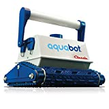 Aquabot Classic Automatic Robotic In Ground Pool Cleaner with Extra Replacement Filter Bag