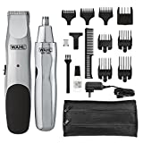 Wahl Groomsman Cord/Cordless Beard, Mustache, Nose Hair Trimmer For Detailing & Grooming - By The Brand Used By Professionals - Model 5623