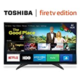 Toshiba 55LF621U19 55-inch 4K Ultra HD Smart LED TV HDR - Fire TV Edition