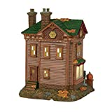 Department56 Snow Village Halloween Monster Mash Party House Animated Musical Lit Building, 10', Multicolor