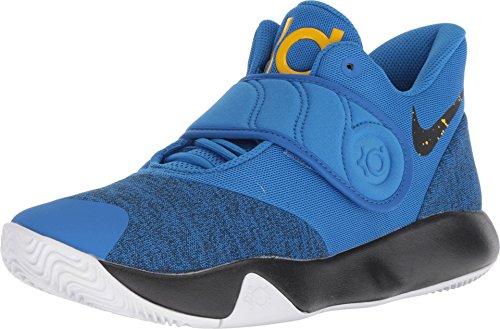 NIKE Men's KD Trey 5 VI Basketball Shoes Signal Blue/Black-White, 11.5