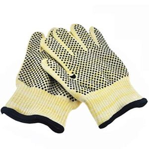 QYSZYG 350 Degree Protective Gloves, High Temperature Resistant Gloves, Non-slip Wear-resistant Electric Welder, Special Cake For Baking Cake gloves 51GJF0shLzL