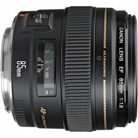 Canon-EF-85mm-f18-USM-Medium-Telephoto-Lens-for-Canon-SLR-Cameras-Fixed