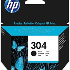 HP 304 Black Original Ink Cartridge