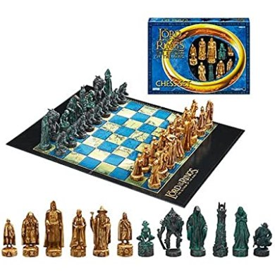 The Lord of the Rings Chess Set- The Return of the King