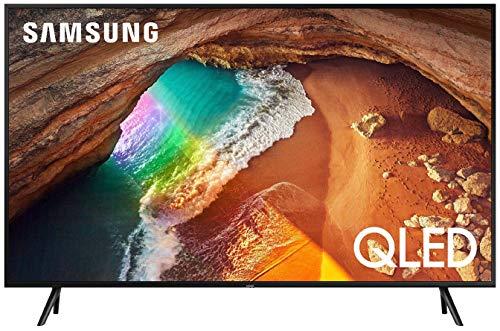 Samsung 123 cm (49 Inches) 4K Ultra HD Smart QLED TV QA49Q60RAKXXL (Black) (2019 Model) 139