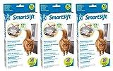 (3 Pack) Catit Design Liner for Sifting Cat Pan Base - 12 Liners per Pack