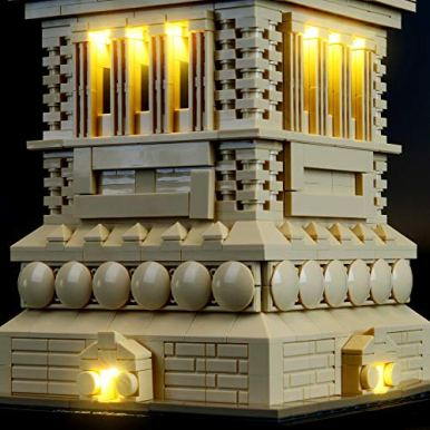 BRIKSMAX-Led-Lighting-Kit-for-Architecture-Statue-of-Liberty-Compatible-with-Lego-21042-Building-Blocks-Model-Not-Include-The-Lego-Set