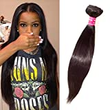Virgin REMY STRAIGHT Brazilian Bundle Hair Virgin Hair Weave Extension Weft Track GREAT DEAL 100 Human Hair GUARANTEED or Beautiful Natural Black Color -12'