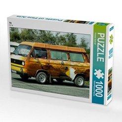 VW BUS T3 Puzzle als Geschenk
