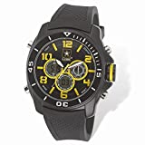 Product review of Jewelry Best Seller US Army Wrist Armor C24 Watch Blk/Yellow Dial & Blk Rubber Strap