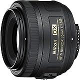 Nikon 35mm f/1.8G AF-S DX Lens for Nikon DSLR Cameras (Renewed)