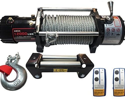 1000 Lb 12 Volt Winch: Top 10 Best Electric Winches Top