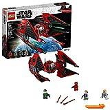 LEGO Star Wars Resistance Major Vonreg's TIE Fighter 75240 Building Kit, New 2019 (496 Pieces)