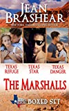 The Marshalls Boxed Set: The Marshalls Books 1-3 (Texas Heroes)