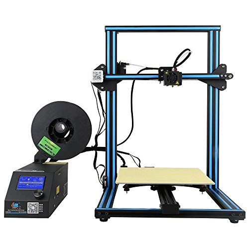 Official Creality 3D CR-10 3D Printer with Heated Bed and Large Build Volume 300X300X400mm