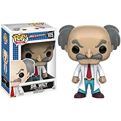 Boneco Mega Man Dr. Willy Funko Pop!