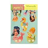 Mudpuppy Mermaids Finger Puppets