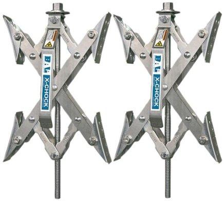 X-kertas roda penstabil - pasangan - satu pemegang - 28012