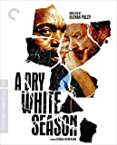 A Dry White Season (The Criterion Collection) [Blu-ray]