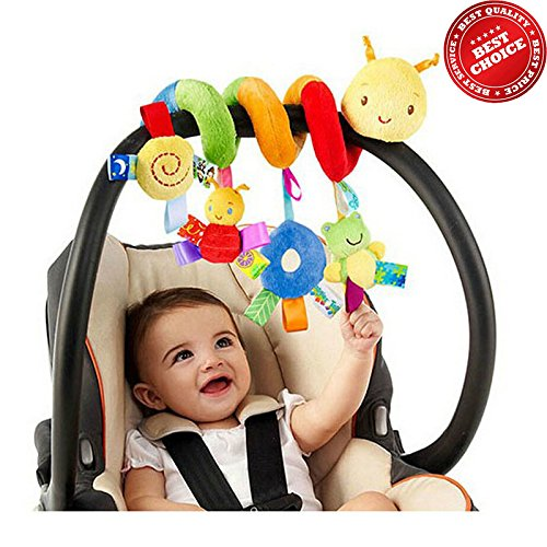 Best Crib Toys For Babies : The best quality baby stroller toys around crib rail bed