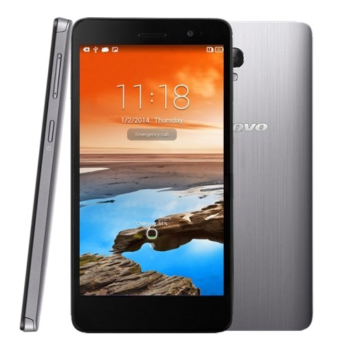 Lenovo S860 Cell Phone 5.3 inch 3G Android 4.2 IPS Screen MTK6582 Quad Core 1.3GHz, RAM: 1GB + ROM 16GB, WCDMA & GSM, Dual SIM