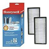 Honeywell HEPAClean Air Purifier Replacement Filter 2 Pack HRF-C2/Filter (C)