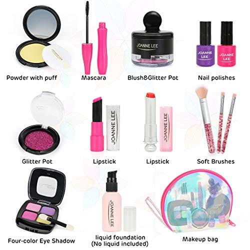 Beaure Pretend Makeup For Girls Kids