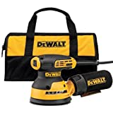 DEWALT DWE6423K Variable Speed Random Orbit Sander, 5""
