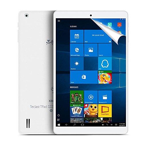"TECLAST X80 Plus 8"" IPS Screen Windows 10 Android 5.1 Cherry Trail Intel Z8300 64 bit CPU 2GB RAM 32GB ROM Tablet PC with HDMI"