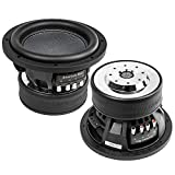 American Bass XR-10D2 10' Subwoofers Dual 2 Ohm 2000W Max 200 Oz. Magnet 2 Pack