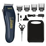 WAHL Lithium Ion Rechargeable Deluxe Pro Series Pet Clipper Kit - Cordless Rechargeable Clippers Pet Grooming Kit - Model 9591-2100