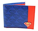 DC Comics Superman Symbol Bi-Fold Wallet
