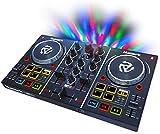 Numark, 2 LED Lighting, Black, 2.00'x 12.80' x 7.75' (Party Mix)