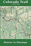 Colorado Trail Pocket Map