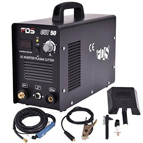 Goplus CUT-50 Electric Digital Plasma Cutter...
