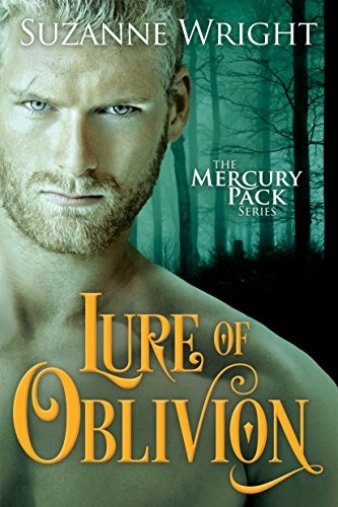 Lure of Oblivion (Mercury Pack Book 3) by [Wright, Suzanne]