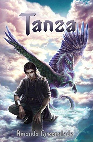 Tanza - epic fantasy novel (The Astor Chronicles Book 2) by [Greenslade, Amanda]