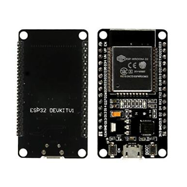 MELIFE-2-Pack-for-ESP32-ESP-32S-Development-Board-24GHz-Dual-Mode-WiFi-Bluetooth-Dual-Cores-Microcontroller-Processor-Integrated-with-ESP32s-Antenna-RF-AMP-Filter-AP-STA-for-Arduino-IDE