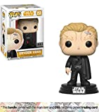 Funko Dryden Voss (f.y.e. Exclusive) POP! x Solo - A Star Wars Story Vinyl Figure + 1 Official Star Wars Trading Card Bundle [#253 / 26986]