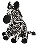 Wild Republic Zebra Plush, Stuffed Animal, Plush Toy, Gifts for Kids, Cuddlekins 12 Inches