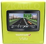 TomTom VIA 1530/1535 5' Portable GPS Navigation Set US/Mexico/Canada IQ Routes