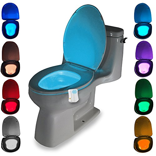 Awesome Premium Motion Sensor Toilet Led Night Light Home Toilet Bathroom Motion Activated Toilet Nightlight Toilet Seat Light With 8 Changing Colors Camellatalisay Diy Chair Ideas Camellatalisaycom