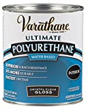 Rust-Oleum 200041H Water-Based Poleurethane, 1-Quart, Gloss Finish